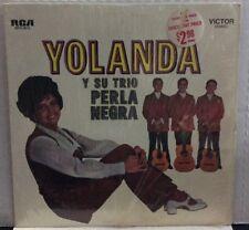 Yolanda Y Su Trio Perla Negra Record MKS-3013