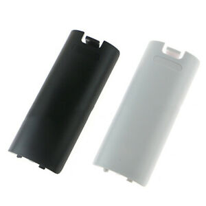 2pcs Replacement Battery Back Shell Cover for Nintendo Wii Remote Controller sf