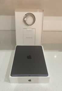 Apple iPad A2197-32GB-7th Gen-Wi-Fi 10.2in Space Grey,Box Open But Never Used
