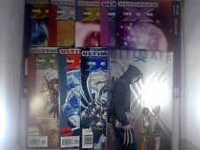 Marvel Ultimate X-Men lot 2 9 11 12 13 14 16 17 Ultimate X Foliogram 1