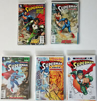 Superman New 52 Lot of 25 (#0-10,12-20,22,23.1,25)+Annual 1,2 NM Set Wont Last!!