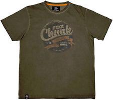 Fox Carp Fishing CHUNK T-Shirt - *Various colours and sizes*