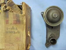 NOS 1949 FORD WATER PUMP LH part # 8BA-8502-G wide belt Original Ford part