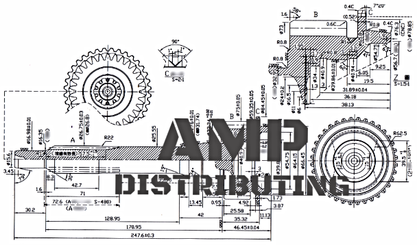 AMP Distributing