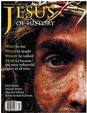 "WEIDER HISTORY PRESENTS ""JESUS OF HISTORY"" Magazine 2014 - BRAND NEW - FREE SHIP"