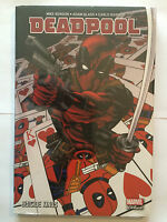 PANINI COMICS MARVEL DELUXE DEADPOOL SUICIDE KINGS 2014 NEUF EMBALLE