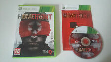 HOMEFRONT - MICROSOFT XBOX 360 - JEU X BOX 360 COMPLET