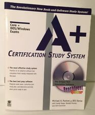A+ Certification Study System by Michael A. Pastore Bill Karow (1999, Paperback)