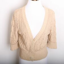 Banana Republic Cardigan Knit Sweater Vest Women's Size S