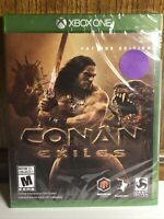 Conan Exiles: Day One Edition (Microsoft Xbox One, 2018)