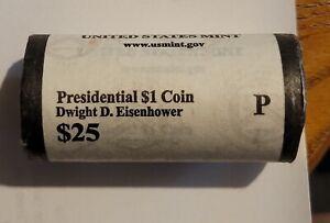 2015 P Dwight D Eisenhower Mint Wrapped Original Roll
