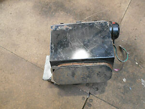 Jaguar XJ6 Series 2 3 Heater Blower. Right Hand. NON AIR CONDITIONING MODELS
