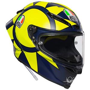 Carbon Fibre Agv Motorcycle Helmets For Sale Ebay