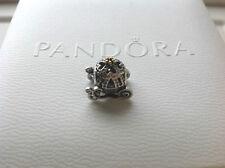 Original Pandora Silber Steine Aschenputtel Beads Carriage Disney S925 Ale Charm