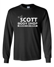 Long Sleeve Adult T-Shirt Keith Scott One Tree Hill Body Shop North Carolina TV