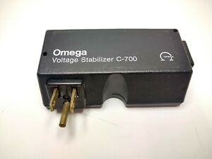 Vintage Omega Voltage Stabilizer C-700 for Dichroic Lamphouse Film Photography