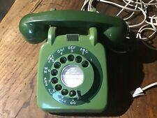 Vintage Retro GPO706 Telephone Green -Excellent Condition - Fully Working