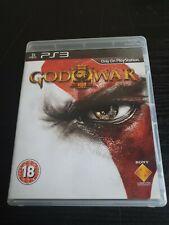 Dios de la guerra 3 III Playstation PS3 VIDEOJUEGO PAL Manual