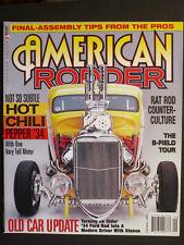 """AMERICAN RODDER  Not So Subtle Hot Chili Pepper """"34  September 2005"""
