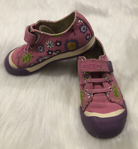 baby toddler KEEN Sandals size 11C pink