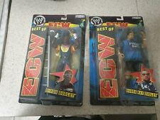 Best of ECW & WCW Wrestling Action Wwe 2 figure d-von and bubba ray dudley boyz