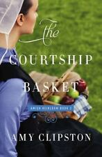THE COURTSHIP BASKET - CLIPSTON, AMY - NEW PAPERBACK BOOK