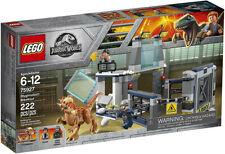 Lego Jurassic World 75927 Ausbruch des Stygimoloch (Neu und OVP) ab 1 Euro