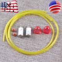 2x Primer Bulb Fuel Filter Line Hose for Craftsman 358791820 358791980 358792010