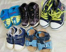 5xboys NEXT ADIDAS CLARKS WINK Shoes trainers Sandals baby inf uk3 uk4 eu19 eu20