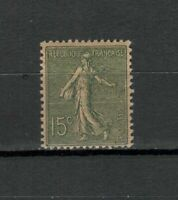 s24454) FRANCE 1903 MNH** Nuovi** 15c    Y&T 130