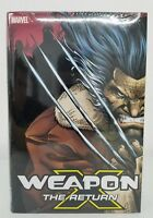 Weapon X The Return Omnibus Deadpool HC Hard Cover Brand New Sealed $125