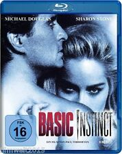 Basic Instinct [Blu-ray](NEU/OVP) Michael Douglas, Sharon Stone / Paul Verhoeven