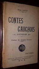 CONTES CAUCHOIS - René Jacop 1925 - Normandie Pays de Caux