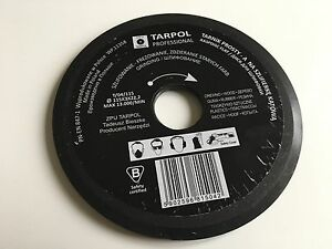 Saw blade disc Grinding Milling Scuffing Correction 115x22.2