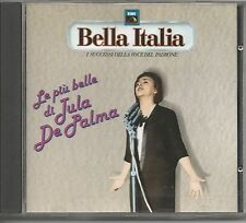 JULA DE PALMA - Le piu' belle di - CD 1990 NEAR MINT CONDITION
