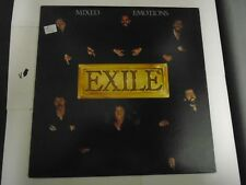 EXILE, MIXED EMOTIONS -  VINYL ALBUM VERY GOOD + BSK 3205