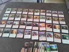 MTG deck magic preconstruit blanc / rouge Dinosaure