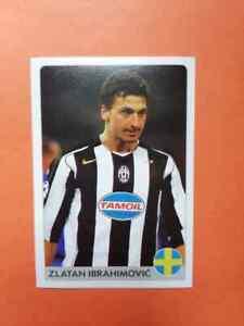 ZLATAN IBRAHIMOVIC Juventus  A.S.ROMA  Legends of Football RAFO