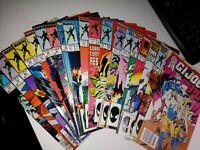 G.I. Joe A Real American Hero, Transformers, Yearbook + more COMIC lot Marvel GI