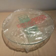 Art Deco PartyLite 3-Wick Candle Holder or Dessert Cake Plate Stratus #P7725