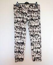 Isabel Marant Pour H&M Tie Dye Skinny Jeans Trousers/Pants , Size:EU 40