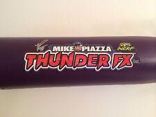 New 2002 NERF Vortex Sports BASEBALL Bat & Ball MIKE PIAZZA Thunder FX SOUNDS