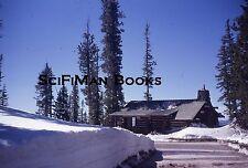 KODACHROME 35mm Slide Utah Cedar Breaks National Monument Lots Of Snow 1968 L@@K