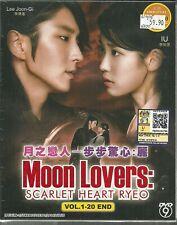 MOON LOVERS : SCARLET HEART RYEO - KOREAN TV SERIES DVD (1-20 EPS) (ENG SUB)
