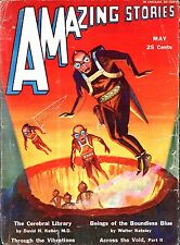 Amazing Stories 373 Issues On DVD  Fun  PDF Format Classic Science Fiction Pulp