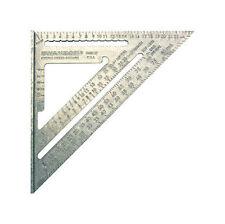 Swanson Aluminum METRIC Speed Square NA202 25cm