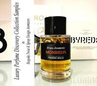 FREDERIC MALLE Monsieur EDP  - Perfume Discovery  Sample -10ml