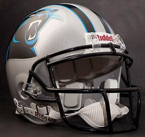 CAM NEWTON Edition CAROLINA PANTHERS Riddell AUTHENTIC Football Helmet NFL