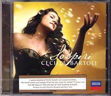Cecilia Bartoli: sospiri commercio Mozart Bellini Persiani Rossini Florez Terfel CD