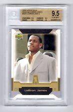 LeBRON JAMES 2004 UPPER DECK NAXCOM #NNO  BGS 9.5